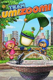 Team Umizoomi: Mighty Math Vehicles