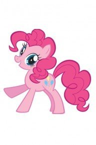 My Little Pony: Friendship Is Magic, Pinkie Pie
