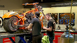 Orange county choppers celebrity bikes
