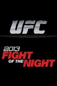 UFC: Fight of the Night
