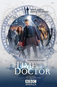 Doctor Who: The Time of the Doctor