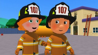 Watch Handy Manny Season 3 Episode 46 - Firefighter Manny: P... Online