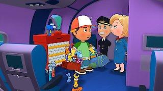 Watch Handy Manny Season 3 Episode 48 - Hank's Birthday Online