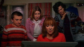 Watch The Middle Season 7 Episode 10 - Not So Silent Night Online