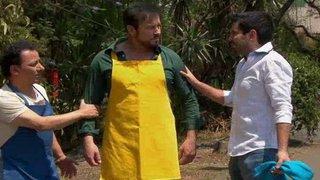 Watch Que Pobres Tan Ricos Season 1 Episode 161 - Una Familia de Menti... Online