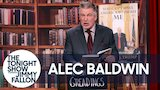 Watch The Tonight Show Starring Jimmy Fallon - Alec Baldwin Gives a Reading of His Parody Donald Trump Memoir Online