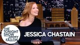 Watch The Tonight Show Starring Jimmy Fallon - Jessica Chastain Is a Poker Cooler Online