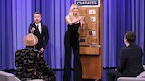 Watch The Tonight Show Starring Jimmy Fallon - Charades with Aaron Paul and Karlie Kloss Online
