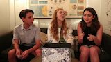 Watch The Tonight Show Starring Jimmy Fallon - The Cast of Eighth Grade Plays the Box of Firsts Challenge Online
