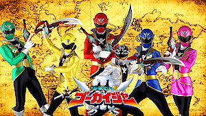 Watch Power Rangers Super Megaforce Season 1 Episode 21 - Legendary Battle Ext... Online