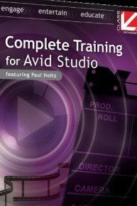Complete Training for Avid Studio (Institutional Use)