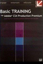 Basic Training for Adobe CS4 Production Premium