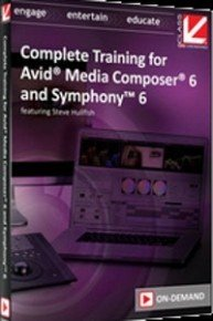 Complete Training for Avid Media Composer & Symphony 6