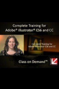Complete Training for Adobe Illustrator CS6 & CC