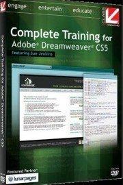 Complete Training for Adobe Dreamweaver CS5 (Institutorial Use)