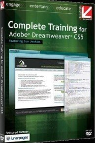 Complete Training for Adobe Dreamweaver CS5 (Institutorial Use)