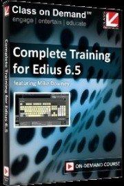 Complete Training for Edius 6.5 (Institutorial Use)
