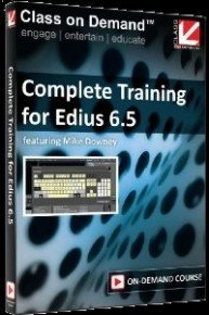 Complete Training for Edius 6.5 (Institutorial Use)
