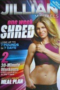 Jillian Michaels: One Week Shred