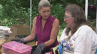 Watch Hoarders Season 8 Episode 13 - Sandy & Len Online