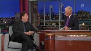 Late Show with David Letterman Season 19 Episode 107