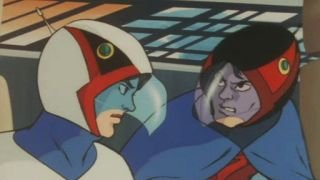 Watch Gatchaman Season 1 Episode 48 - The Camera Iron Beas... Online