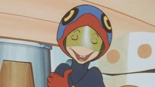 Watch Gatchaman Season 1 Episode 45 - The Sea Lion Ninja T... Online
