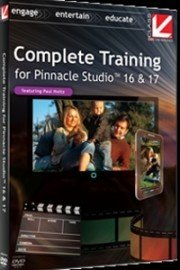 Complete Training for Pinnacle Studio 16 & 17