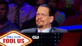 Watch Penn & Teller: Fool Us - Penn and Teller: Fool Us | Can Penn & Teller Fool Penn & Teller Scene | The CW Online