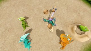 Watch Dinosaur Train Season 6 Episode 33 - Dinosaur Train Subma... Online