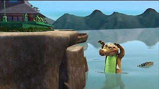 Watch Dinosaur Train Season 6 Episode 29 - Tiny and the Crocodi... Online