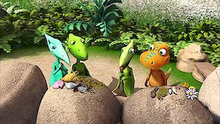 Watch Dinosaur Train Season 6 Episode 32 - Dome-Headed Dinosaur... Online
