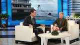 Watch The Ellen DeGeneres Show - Ty Burrell Tried Not to Die via Jet Pack on His 50th Birthday Online
