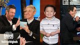 Watch The Ellen DeGeneres Show - Blake Shelton Plays Kinky or Drinky, 4-Year-Old Globe Expert Noah Ascano, & Ty Burrell Gets a Scare Online