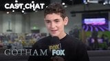 Watch Gotham - David Mazouz At Comic-Con 2018 | GOTHAM Online