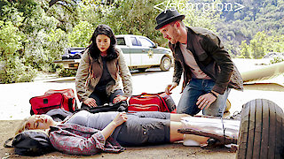 Watch Scorpion Season 4 Episode 10 - Crime Every Mountain...Online