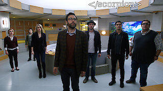 Watch Scorpion Season 4 Episode 13 - The Bunker Games Online