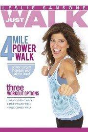 Leslie Sansone, 4 Mile Power Walk
