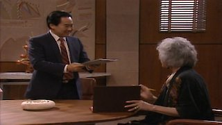 Watch The Golden Girls Season 7 Episode 22 - Rose: Portrait of a ... Online
