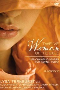 Twelve Women of the Bible Video Bible Study