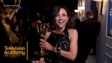 Watch The Emmy Awards Season  - Julia Louis-Dreyfus Wins for Outstanding Lead Actress in a Comedy | 68th Emmys Thank You Cam Online