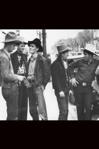 Western Heroes of Gower Street