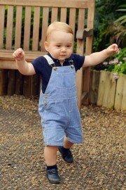 Prince George Turns One!
