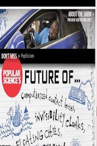 Popular Science's Future of
