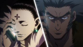 Watch Hunter X Hunter Season 3 Episode 43 - Episode 141 Online
