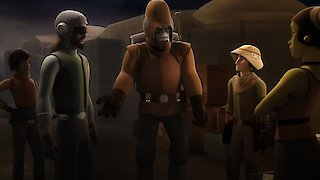 Watch Star Wars Rebels Season 5 Episode 5 - The Occupation Online