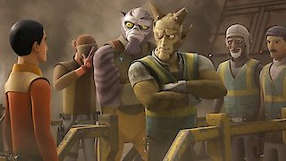 Watch Star Wars Rebels Season 5 Episode 8 - Crawler Commanders Online