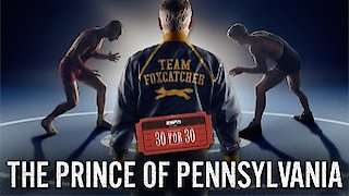 Watch 30 For 30 Season 3 Episode 2 - The Prince of Pennsy... Online
