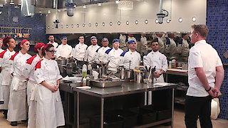 Watch Hell's Kitchen Season 15 Episode 1 - 18 Chefs Compete Online