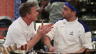 Watch Hell's Kitchen Season 16 Episode 6 - Let the Catfights Be... Online
